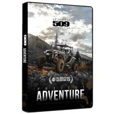 509 Project DVD SxS Adventure Film UTV Horsepower Lifestyle Video - 509-DVD-PA