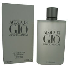 Acqua Di Gio Eau De Toilette Spray 6.7 Oz / 200 Ml for Men by Giorgio Armani