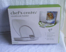 Prepara Chef'S Center Cookbook Or Tablet Holder With Shield