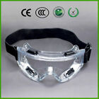 2020 Clear Protective Safety Glasses Eye Protection Anti-fog Dust-proof Goggles