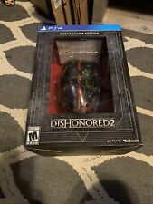 Dishonored 2: Collector's Edition (Sony PlayStation 4, 2016)