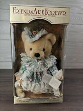 Collectible Friends Are Forever Jointed Old Fashioned Doll Bear Anco Co. Box