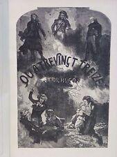 VICTOR HUGO - QUATREVINGT-TREIZE - [RÉVOLUTION, VENDÉE] - dessins de HUGO