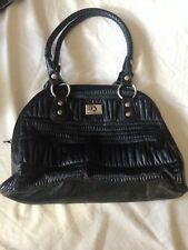 sac à main noir Lulu Castagnette
