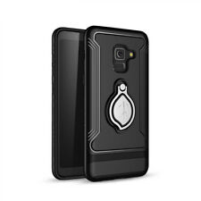 For Samsung Galaxy A8 2018 Case -Shockproof kickstand Armor Cover- Fast Shipping