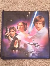 DISNEY STAR WARS REUSABLE SHOPPING TOTE GIFT BAG NEW