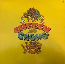 Cheech & Chong Self Titled Warner Brothers Vintage LP Vinyl Record Album