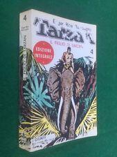 Edgar Rice BURROUGHS - IL FIGLIO DI TARZAN Giunti n.4 (1971) Libro Buzzati