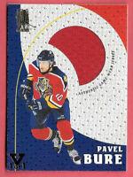 2015-16 Pavel Bure ITG Final Vault 1998-99 BAP Jersey 1/1 - Florida Panthers