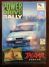 Power Drive Rally (Atari Jaguar, 1995)