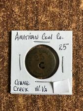 American Coal Co. Scrip