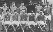 MAN UTD YOUTH TEAM FOOTBALL PHOTO>1963-64 SEASON
