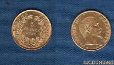 2nd Empire, 1852-1870 – 5 Francs Or Napoléon III 1859 A Paris SUP SPL