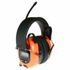 BULLANT Aba940 Earmuff Headset Headphones Bluetooth Am/fm Radio Tradie