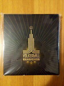 Rammstein - Volkerball CD + DVD COMPLETO