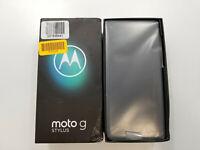 Motorola Moto G Styls XT2043-4 Blue Unlocked 128GB Clean IMEI -BT7496 W