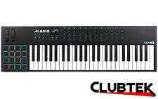 Alesis VI49 Advanced 49 Full Size Key USB/MIDI Keyboard Controller UK