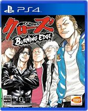 USED PS4 Crows Burning Edge Japan Import Games PlayStation 4