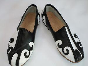 Handmade 100% Genuine Leather Kung Fu Martial arts tai chi Shaolin Slipper shoes