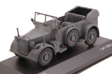 Horch 901 1937 Matt Dark Grey 1:43 Model WB257 WHITEBOX