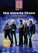 THE MOODY BLUES THEIR FULLY AUTHORISED STORY DVD NEW JUSTIN HAYWARD DENNY LAINE