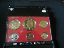 1977 United States 6 pc. Uncirculated Proof Set