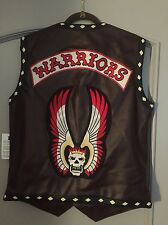 The Warriors Vest Movie Mezco Halloween Costume Furies All Sizes