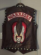 The Warriors Vest Movie Mezco Halloween Costume Furies All Sizes