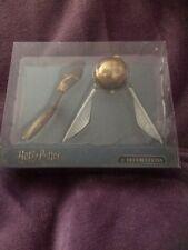Harry Potter Xmas Tree Decoration Quidditch Golden Snitch/Nimbus 2000 Primark