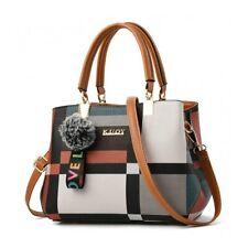 Crossbody Bags for Women Luxury Handbags Plaid Shoulder Bag Wild Messenger Totes
