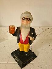 More details for vintage william younger's tartan keg bar pub advertising figure