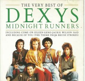 Dexys Midnight Runners - The Very Best Of Dexys Midnight Runners 1991 CD album