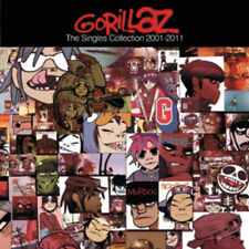Gorillaz : The Singles Collection: 2001-2011 CD (2011) ***NEW***