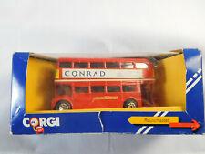 Corgi Routemaster Hotel Conrad Diecast Double Decker Bus New in Box