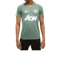 Manchester United FC 2017/18 Training Football Shirt Mens Size: XS
