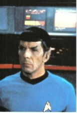 Star Trek The Original Series Spock 4 x 6 Glossy Postcard 1994 #6 New Unused