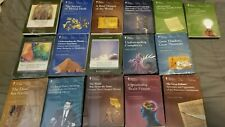 16 The Great Courses DVD Lecture Courses and Booklets (Very Good) Condition