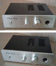 DAC-01B DAC Decoders/Headphone/PreAmplifier TE7022 USB card fast ship