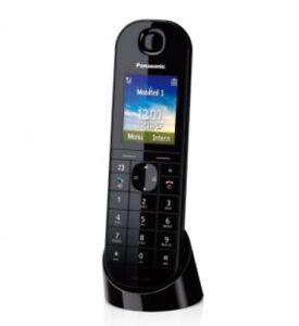 Panasonic KX-TGQ400 IP-Telefon Kabelloses Mobilteil LCD 4 Zeilen - Plug-Type C (