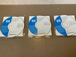 HP Openview Management Solutions HP-UX Solaris Windows