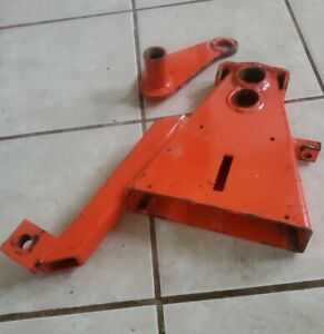 KUBOTA V5260 ROTARY BROOM parts