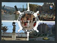 C1980s Multiviews of Bilbao: Harbour, Cars