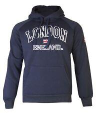 Mens Hoodies London Sweatshirts Boys England Union Jack Tops Souvenir Hoodys New