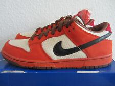 "Nike Dunk Low Premium Sb ""Un-Hemp"" 2009 US 9,5 43 Paris Supreme Pigeon Lobster"