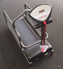 Motorized Dog Treadmill / Walking Machine Wire Mesh Sides 800x280mm walking area