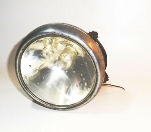 Vintage Riemann Scheinwerfer Lampe Fahrradlampe Beleuchtung bicycle (O10