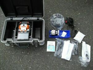 Sumitomo Splicer TYPE 72C Kit With Cleaver COMES AS PICTUTED