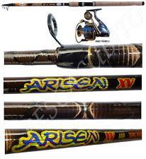 kit canna arisen + mulinello da tutta pesca bolognese bombarda inglese carbonio
