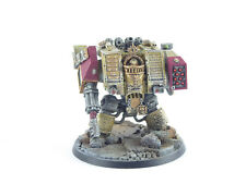 Venerable Dreadnought - Ehrwürdiger Cybot der Dark Angels - sehr gut bemalt -