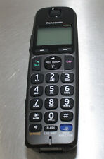 New Panasonic Kxtgea20B Kx-Tgea20B Dect 6.0 Plus Expansion - Only Handset nobase